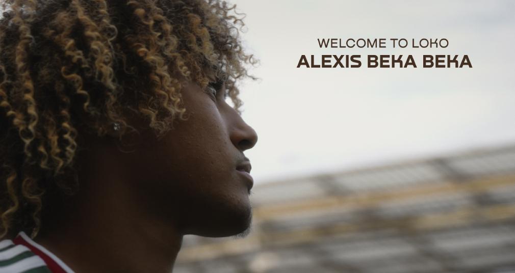 WELCOME TO LOKO // ALEXIS BEKA BEKA №8