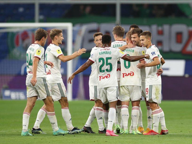 «Динамо» – «Локомотив» – 1:1