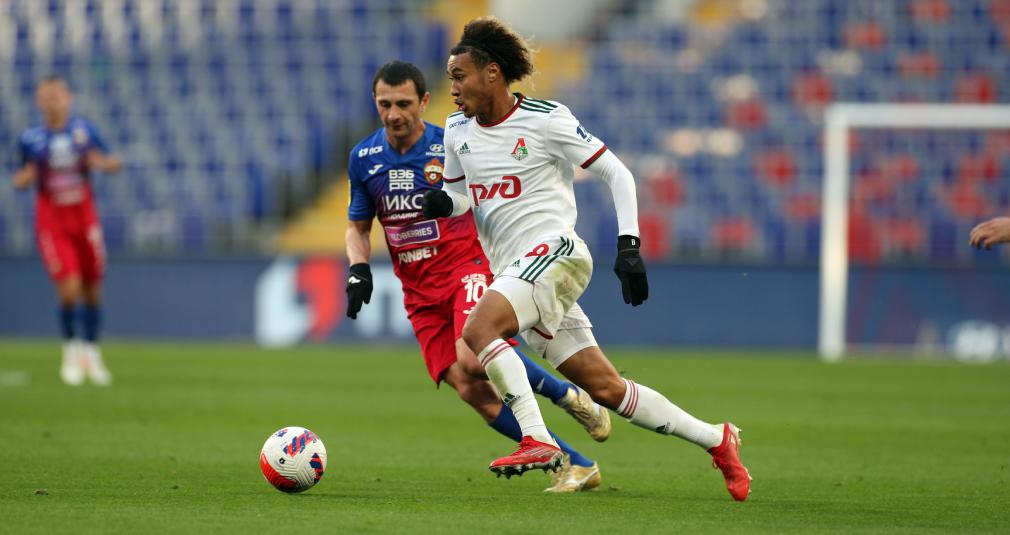 CSKA – Lokomotiv – 1:2. Friendly game
