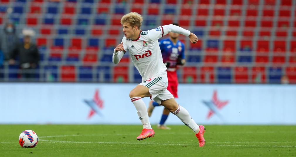 Nikitin joins Fakel on loan