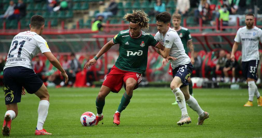 Lokomotiv beats Krylia Sovetov by two goals of Kamano