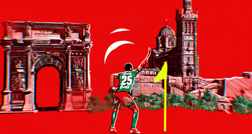 FC Lokomotiv UEFA Europa League-2021/22 promo