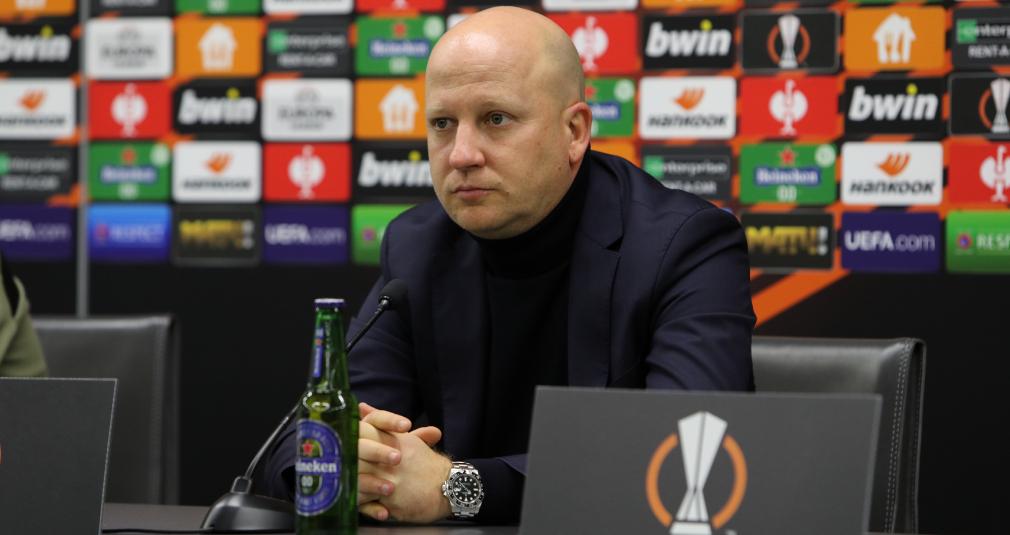 Николич: Хотим побеждать в каждой игре, но мы должны быть довольны результатом