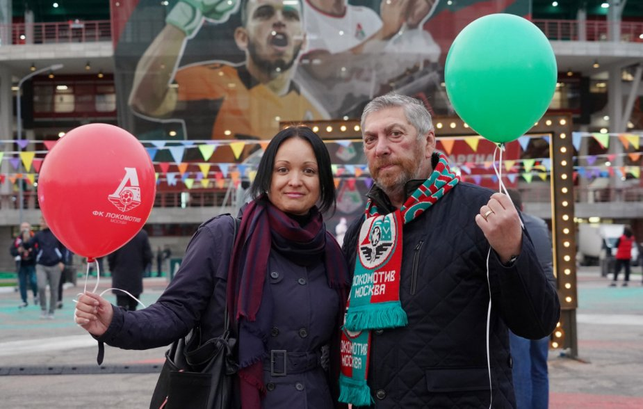 Matchday «Локомотив» – «Олимпик». 16 сентября 2021 года