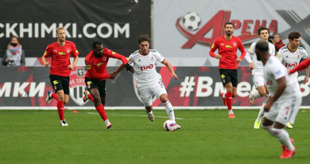 Khimki – Lokomotiv – 0:0. Match highlights