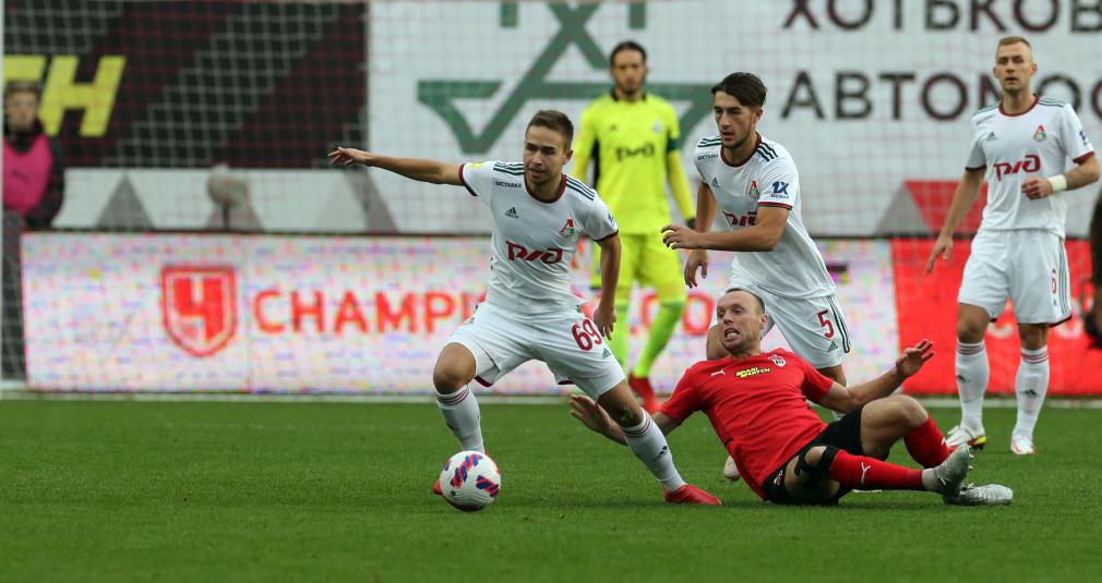 «Химки» – «Локомотив» – 0:0. Репортаж