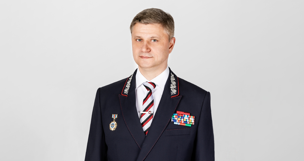 С днём рождения, Олег Валентинович!