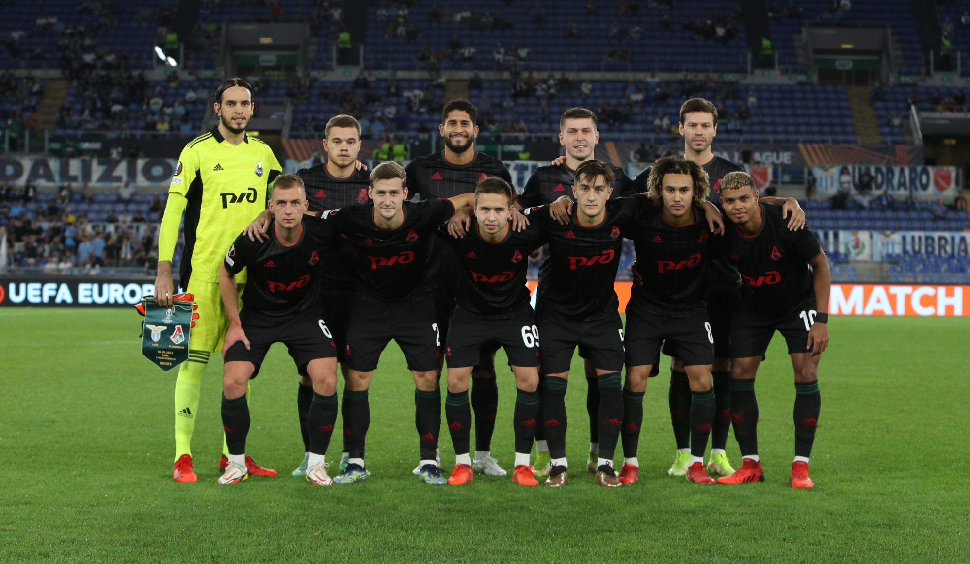 Lazio – Lokomotiv – 2:0