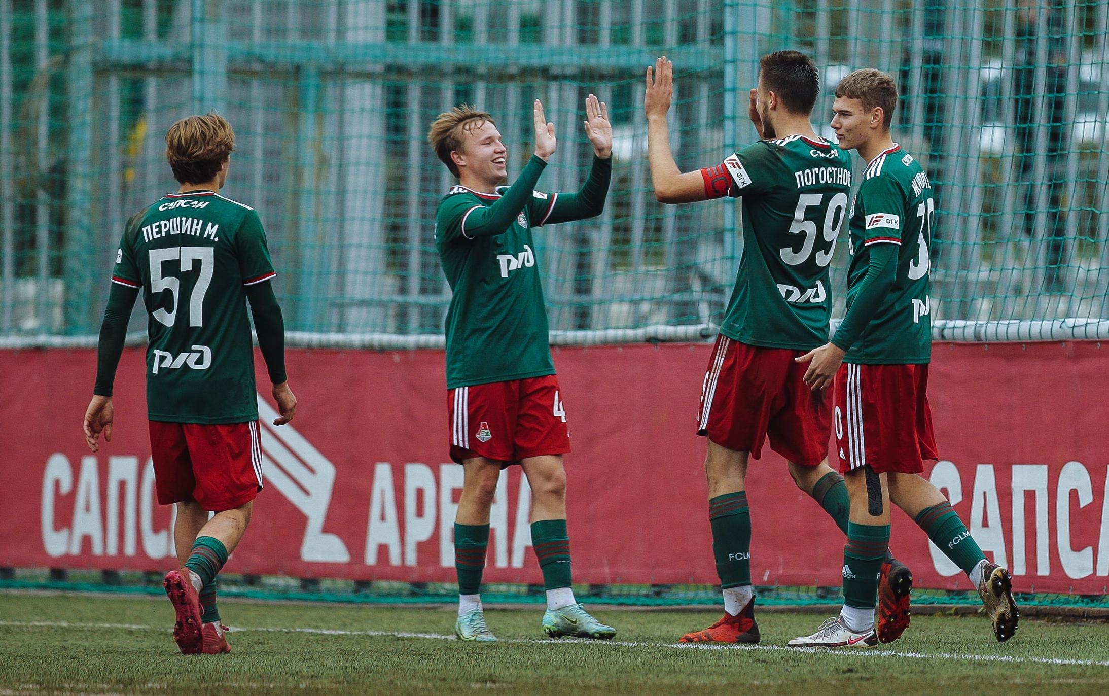 Lokomotiv U-19 – Khimki U-19 – 4:0