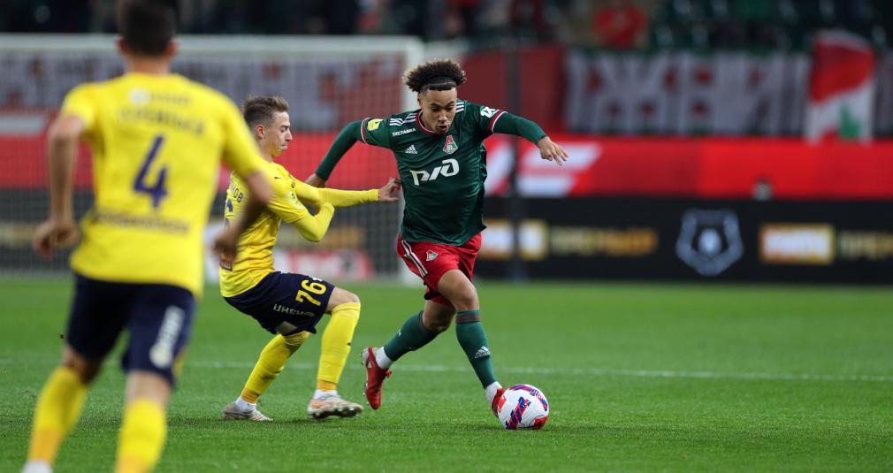 Lokomotiv – Rostov – 1:2