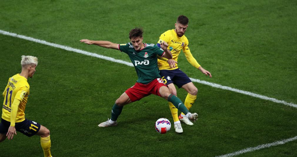 «Локомотив» – «Ростов» – 1:2. Репортаж