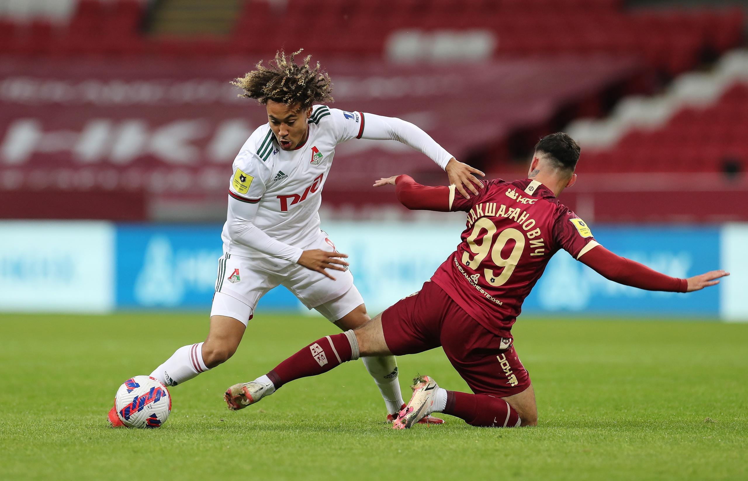 Rubin – Lokomotiv – 2:2