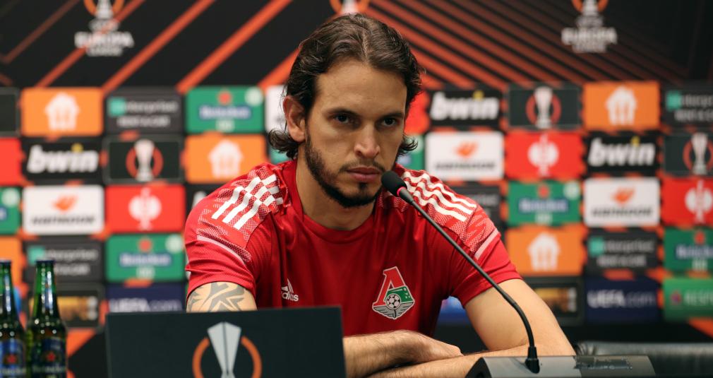 Интервью Маринато Гилерме на пресс-конференции перед матчем с «Галатасараем»