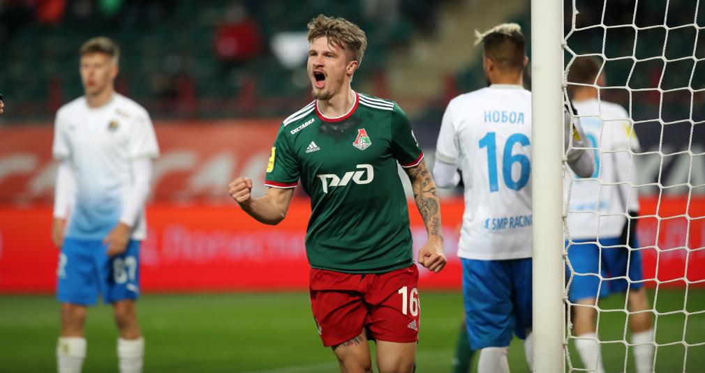 Lokomotiv beats Sochi with a score 2:1