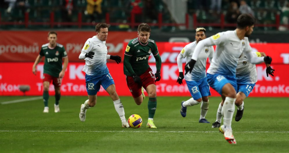 «Локомотив»  – «Сочи» – 2:1. Репортаж