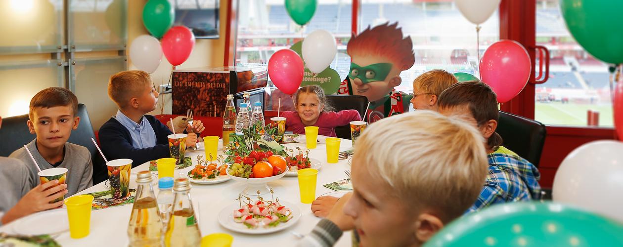 Детские праздники и футбольные мастер-классы