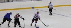 Хоккейное катание